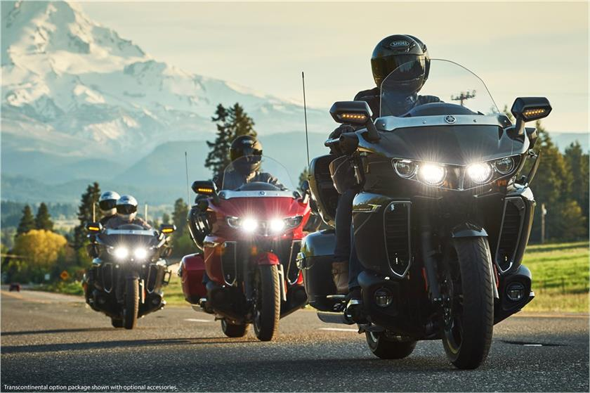 2018 Yamaha Star Venture announced – 24,999 USD Image #673012