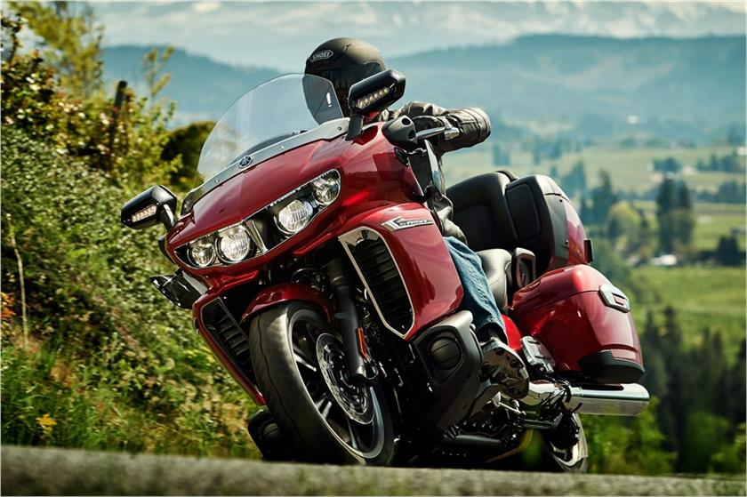 2018 Yamaha Star Venture announced – 24,999 USD Image #673017