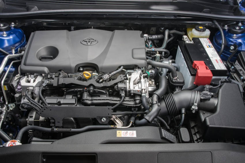2018 Toyota Camry detailed ahead of US sales launch Image #675770