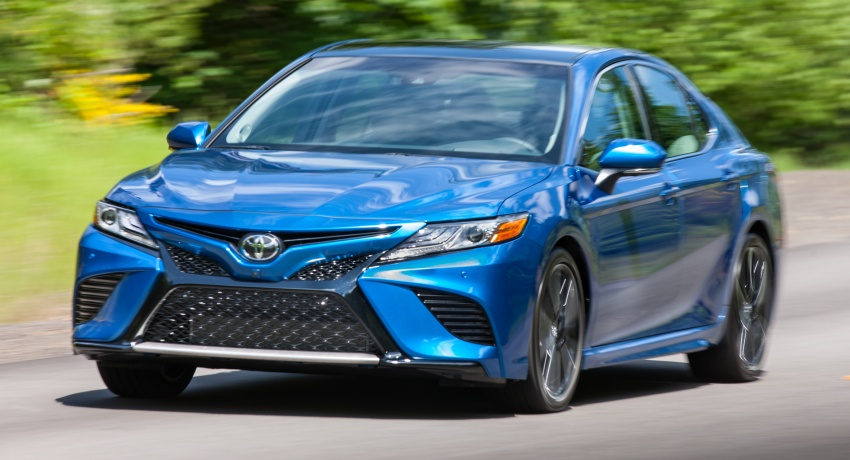 2018 Toyota Camry detailed ahead of US sales launch Image #675736