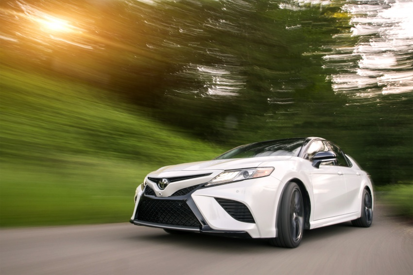 2018 Toyota Camry detailed ahead of US sales launch Image #675765