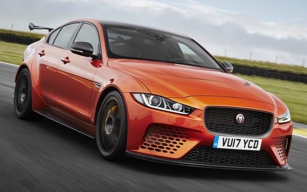 Jaguar Xe Svr >> Jaguar Xe Svr Canned Project 8 To Be The Only V8 Xe