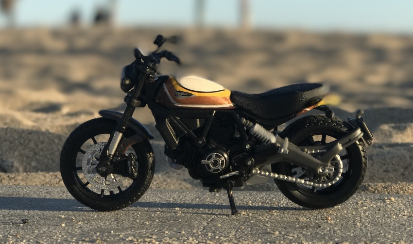 2017 Scrambler Ducati Mach 2.0 and Full Throttle unveiled at Wheels and Waves show in Biarritz Image #674188