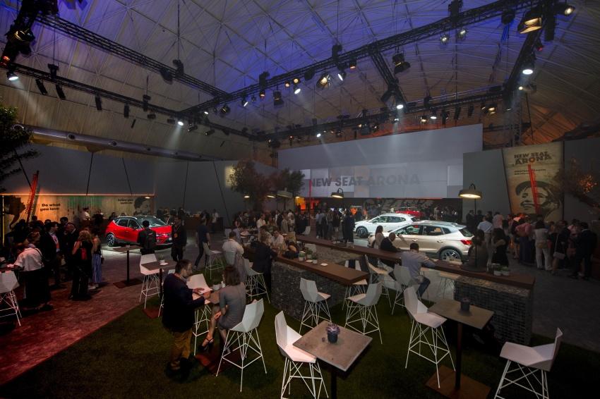 SEAT Arona: Ibiza-based B-segment crossover shown Image #677465