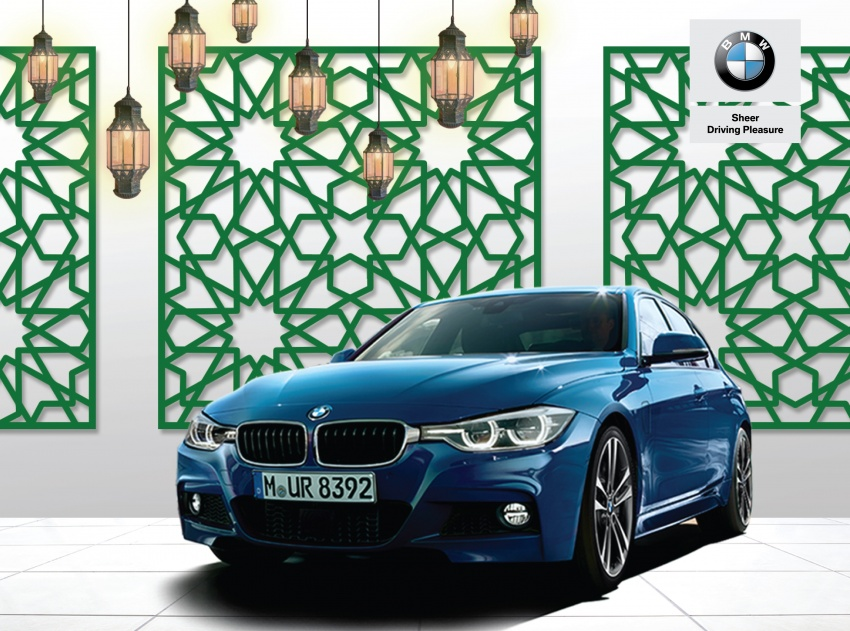 AD: Make Your Raya Extra-Special at Auto Bavaria – attractive rebates, high trade-in value and more! Image #670888