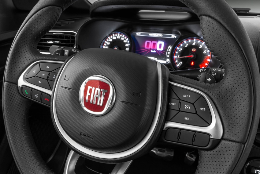 Fiat Argo launched in Brazil – eight variants offered Image #668762