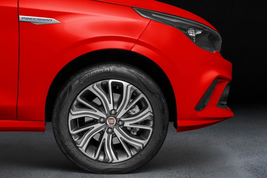 Fiat Argo launched in Brazil – eight variants offered Image #668728