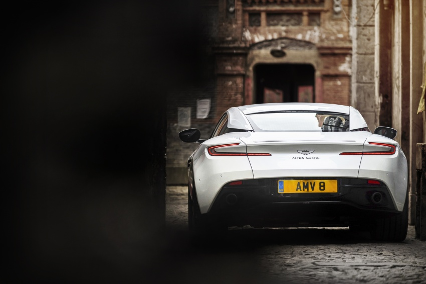 Aston Martin DB11 – now with Mercedes-AMG V8 Image #676921