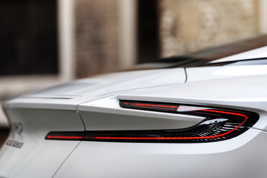 Aston Martin DB11 – now with Mercedes-AMG V8 Image #676923