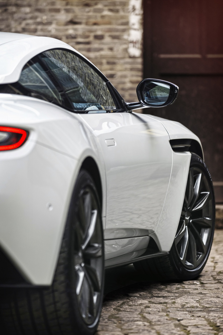 Aston Martin DB11 – now with Mercedes-AMG V8 Image #676927