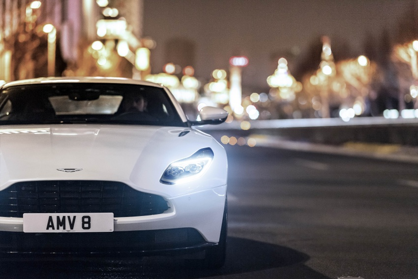 Aston Martin DB11 – now with Mercedes-AMG V8 Image #676910
