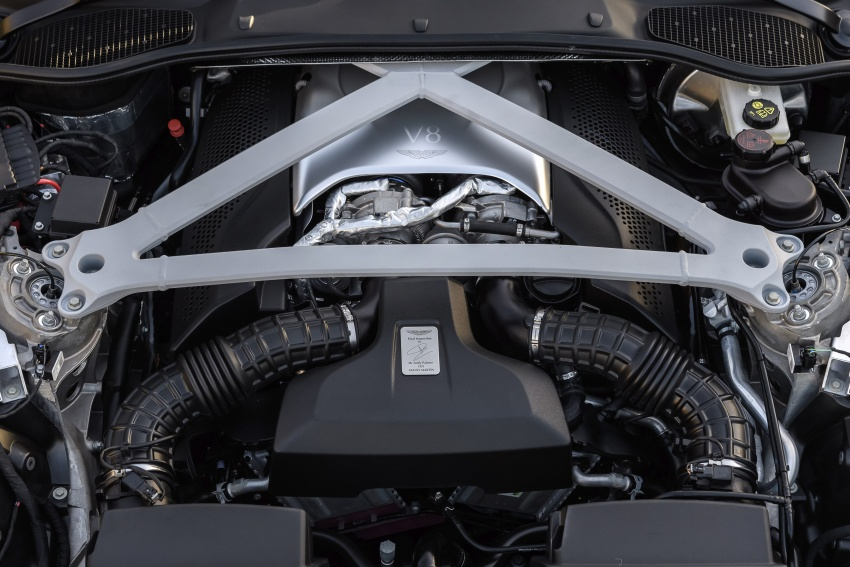 Aston Martin DB11 – now with Mercedes-AMG V8 Image #676929