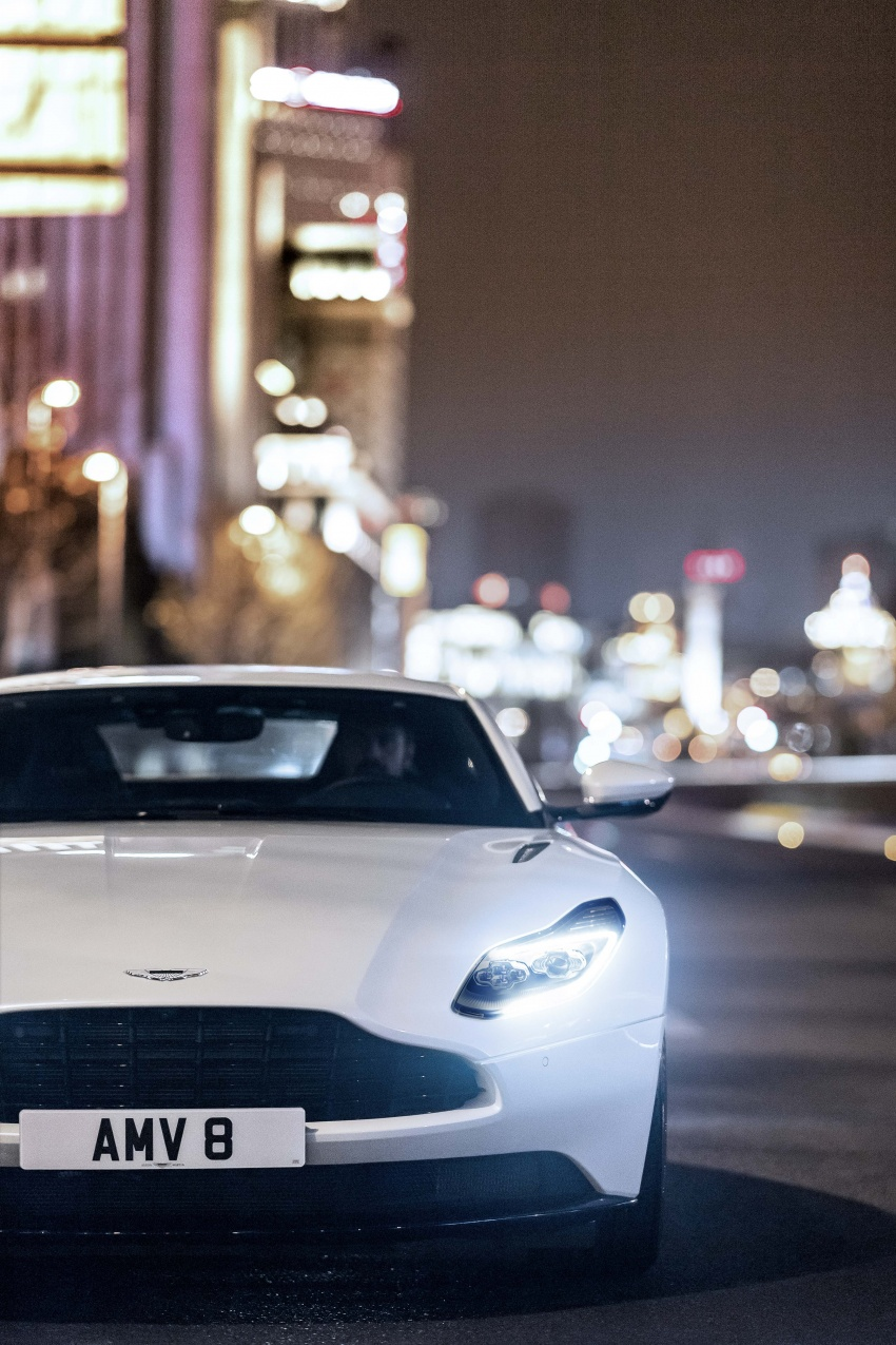 Aston Martin DB11 – now with Mercedes-AMG V8 Image #676911