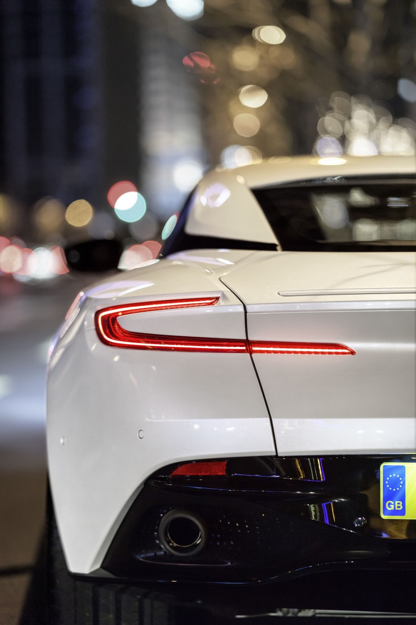 Aston Martin DB11 – now with Mercedes-AMG V8 Image #676912