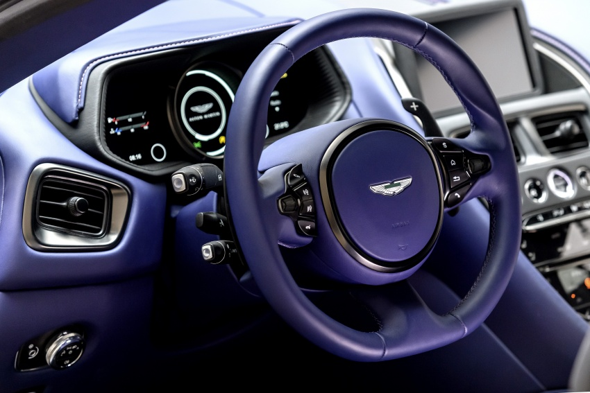 Aston Martin DB11 – now with Mercedes-AMG V8 Image #676915