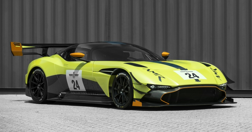 Aston Martin Vulcan AMR Pro unveiled at Goodwood Image #677850