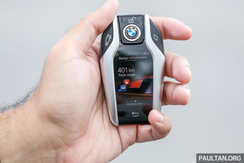FIRST DRIVE: BMW 740Le xDrive Plug-In Hybrid Image #673976