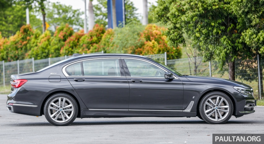 FIRST DRIVE: BMW 740Le xDrive Plug-In Hybrid Image #673887