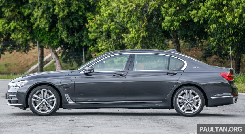 FIRST DRIVE: BMW 740Le xDrive Plug-In Hybrid Image #673888