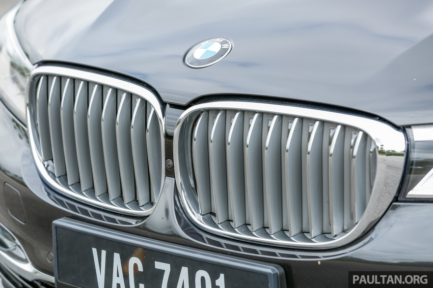 FIRST DRIVE: BMW 740Le xDrive Plug-In Hybrid Image #673891