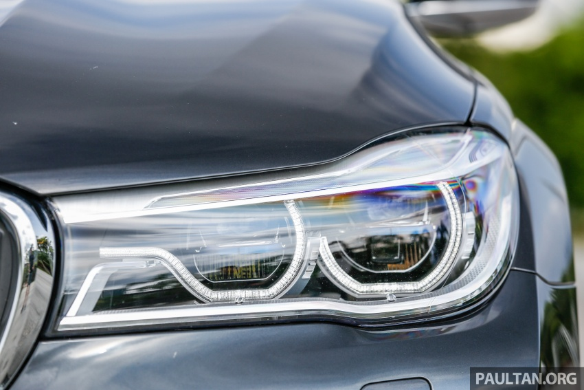 FIRST DRIVE: BMW 740Le xDrive Plug-In Hybrid Image #673893