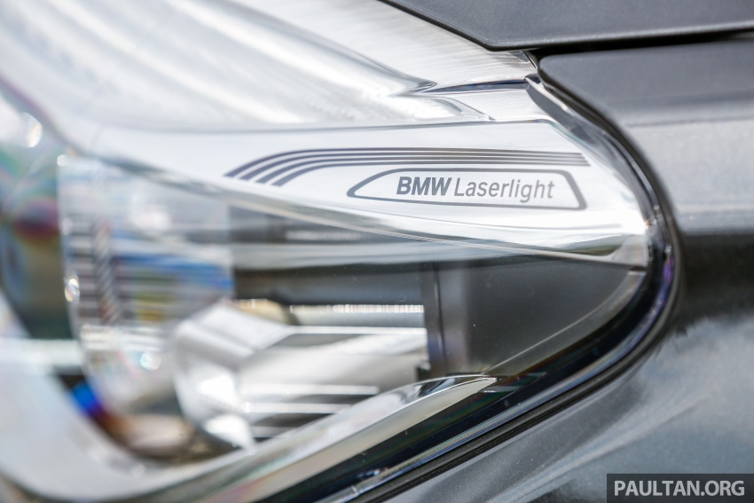 FIRST DRIVE: BMW 740Le xDrive Plug-In Hybrid Image #673895