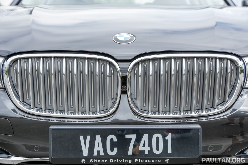 FIRST DRIVE: BMW 740Le xDrive Plug-In Hybrid Image #673898