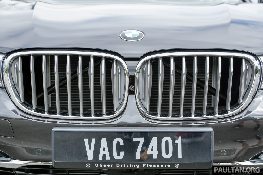 FIRST DRIVE: BMW 740Le xDrive Plug-In Hybrid Image #673899