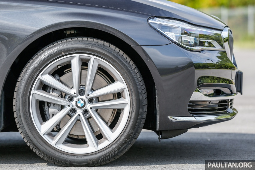 FIRST DRIVE: BMW 740Le xDrive Plug-In Hybrid Image #673900