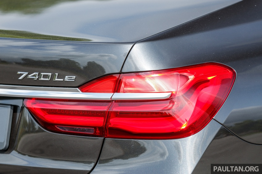 FIRST DRIVE: BMW 740Le xDrive Plug-In Hybrid Image #673908
