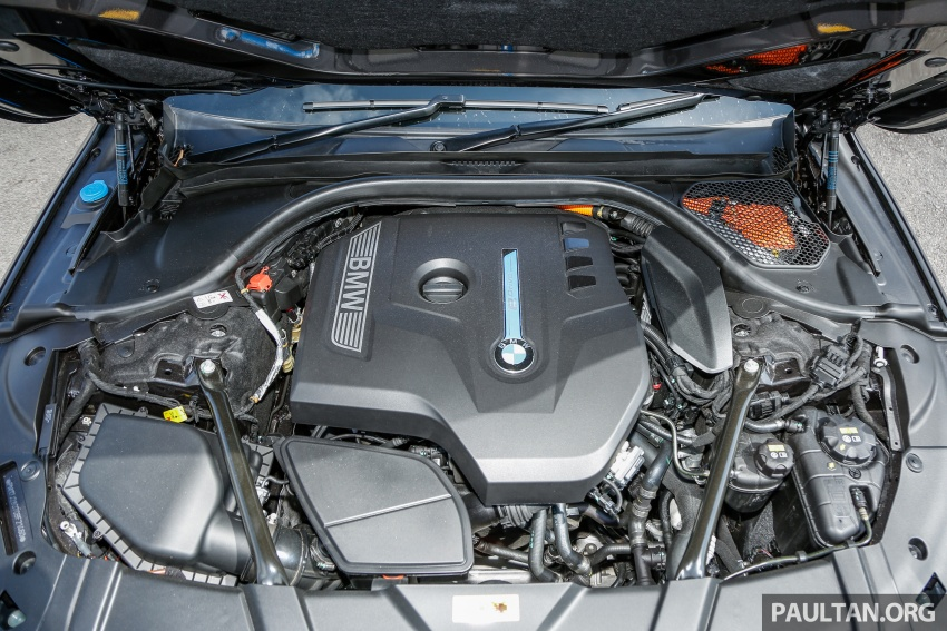 FIRST DRIVE: BMW 740Le xDrive Plug-In Hybrid Image #673911