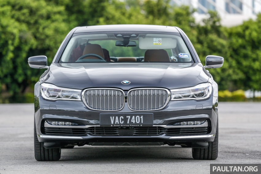 FIRST DRIVE: BMW 740Le xDrive Plug-In Hybrid Image #673877