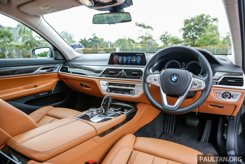 FIRST DRIVE: BMW 740Le xDrive Plug-In Hybrid Image #673913