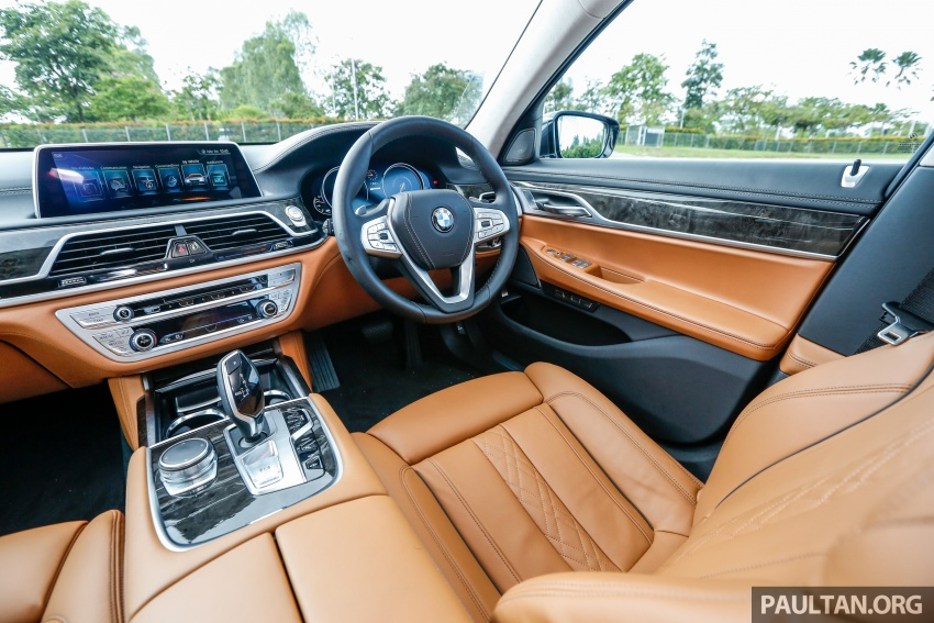 FIRST DRIVE: BMW 740Le xDrive Plug-In Hybrid Image #673915