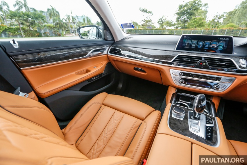 FIRST DRIVE: BMW 740Le xDrive Plug-In Hybrid Image #673917