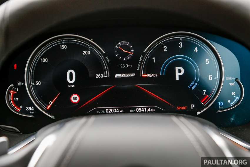 FIRST DRIVE: BMW 740Le xDrive Plug-In Hybrid Image #673921