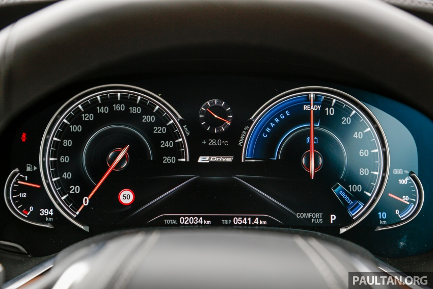 FIRST DRIVE: BMW 740Le xDrive Plug-In Hybrid Image #673923