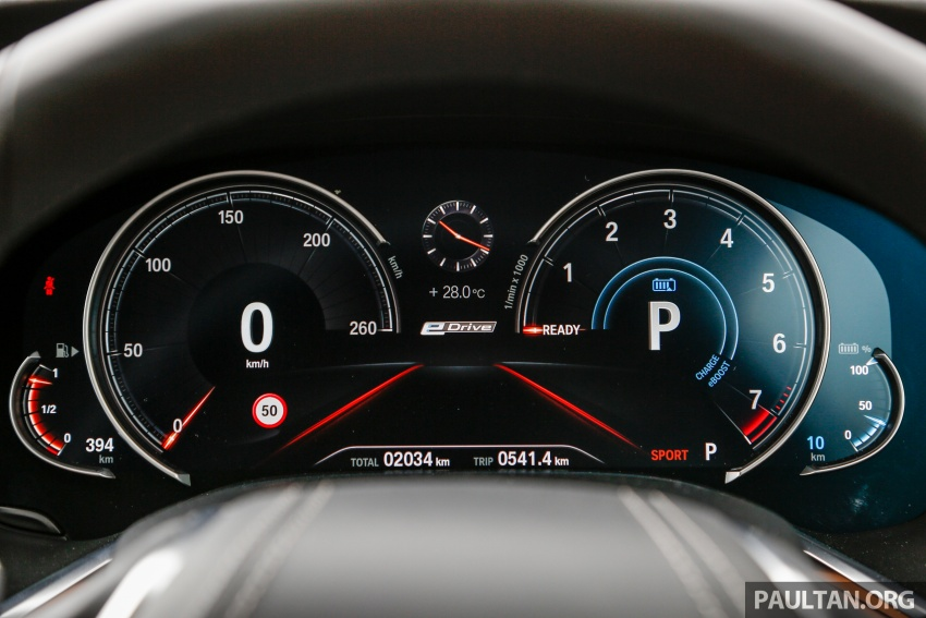 FIRST DRIVE: BMW 740Le xDrive Plug-In Hybrid Image #673924
