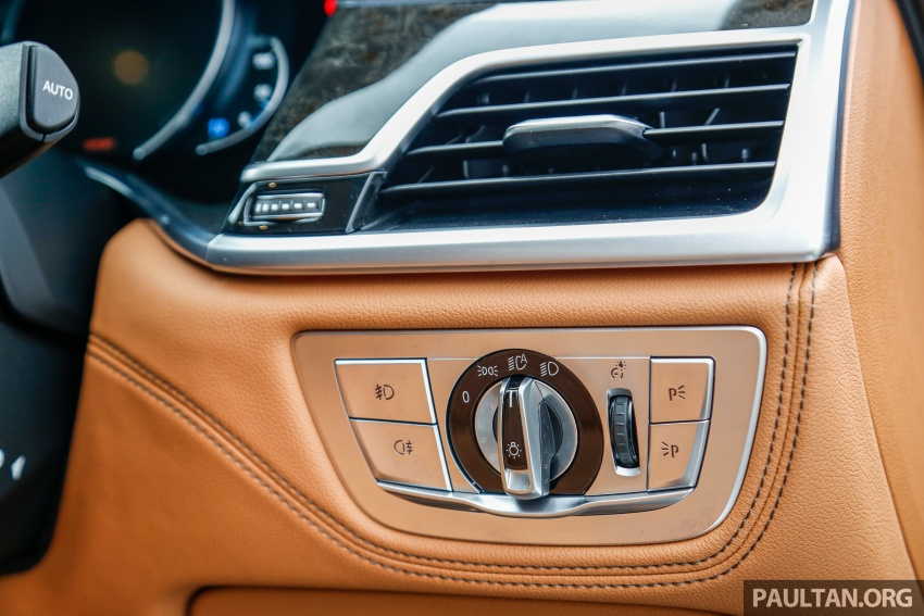 FIRST DRIVE: BMW 740Le xDrive Plug-In Hybrid Image #673925