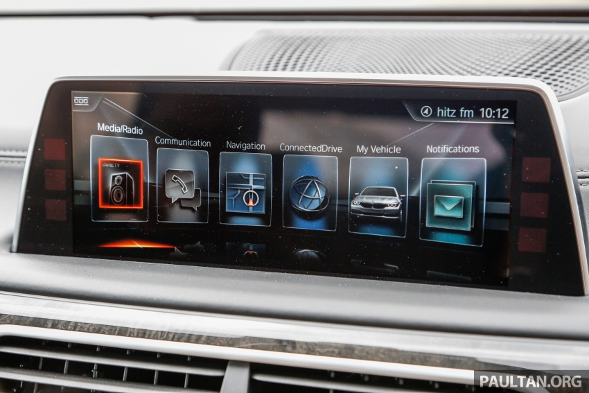 FIRST DRIVE: BMW 740Le xDrive Plug-In Hybrid Image #673928