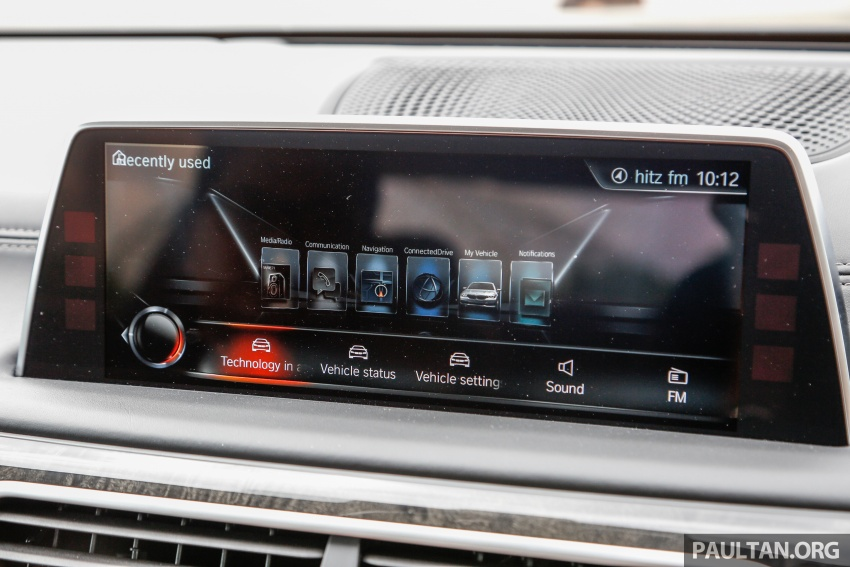 FIRST DRIVE: BMW 740Le xDrive Plug-In Hybrid Image #673929