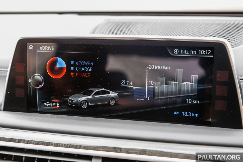 FIRST DRIVE: BMW 740Le xDrive Plug-In Hybrid Image #673931