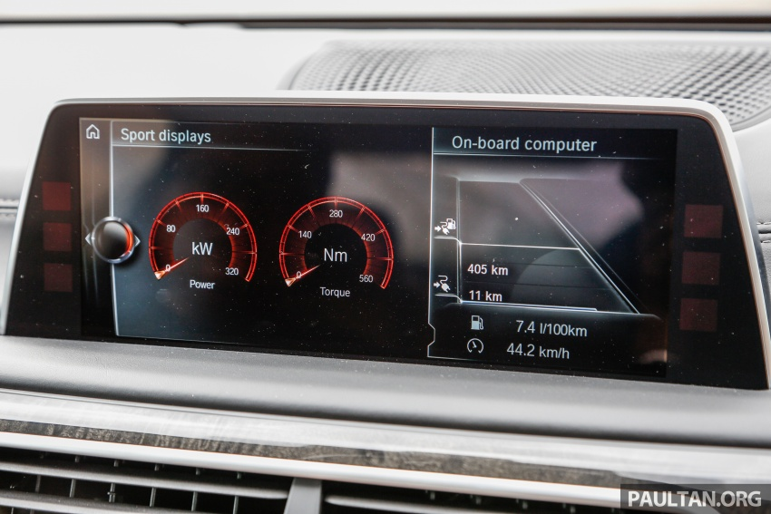 FIRST DRIVE: BMW 740Le xDrive Plug-In Hybrid Image #673932