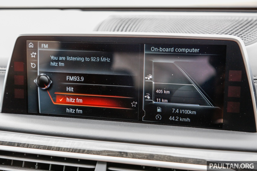 FIRST DRIVE: BMW 740Le xDrive Plug-In Hybrid Image #673933