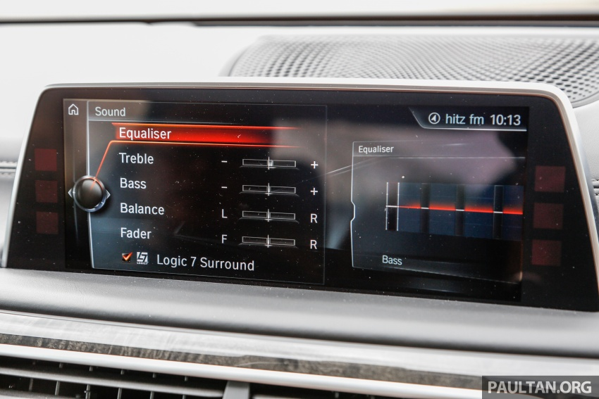 FIRST DRIVE: BMW 740Le xDrive Plug-In Hybrid Image #673934