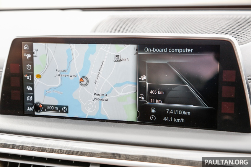 FIRST DRIVE: BMW 740Le xDrive Plug-In Hybrid Image #673937