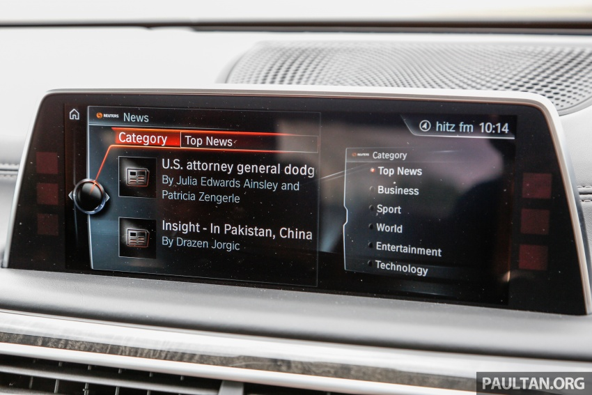 FIRST DRIVE: BMW 740Le xDrive Plug-In Hybrid Image #673940