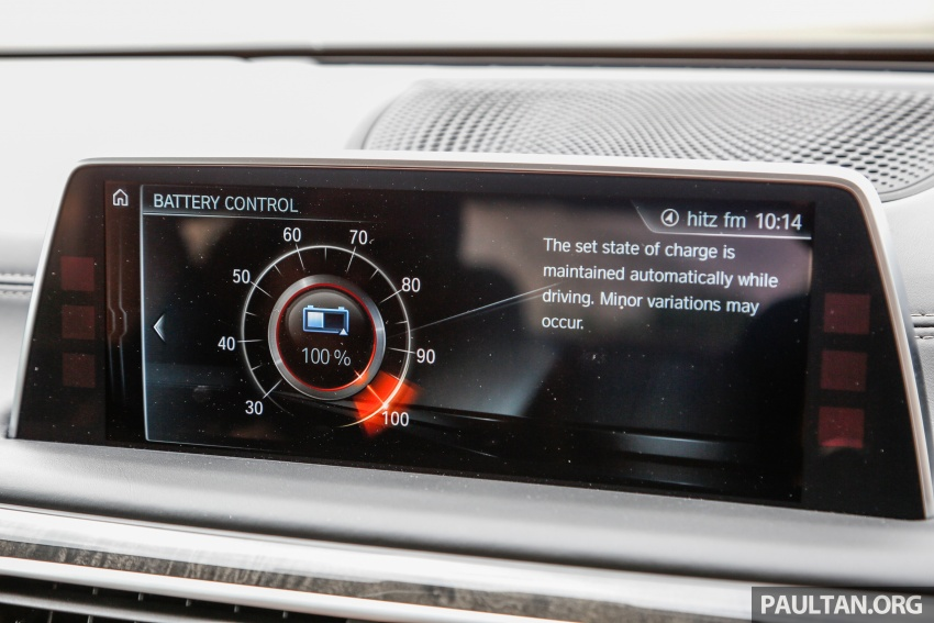 FIRST DRIVE: BMW 740Le xDrive Plug-In Hybrid Image #673941