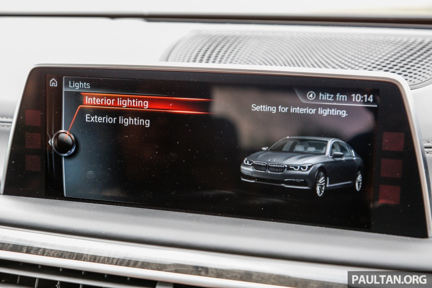 FIRST DRIVE: BMW 740Le xDrive Plug-In Hybrid Image #673942