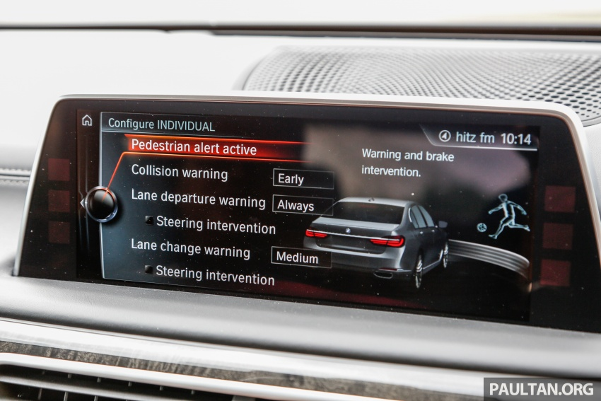 FIRST DRIVE: BMW 740Le xDrive Plug-In Hybrid Image #673943